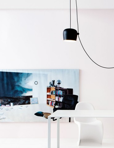 suspended lamp Flos AIM