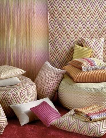 Almofada Decorativa Missoni...