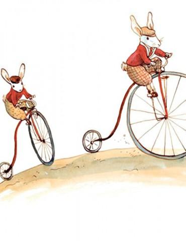Coordonné Bunnys Day Out...