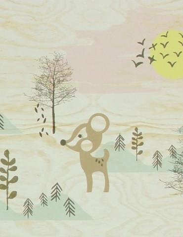 Eijffinger Tout Petit Deer