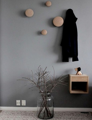 muuto dots hook wall hangers decorations. Black Bedroom Furniture Sets. Home Design Ideas
