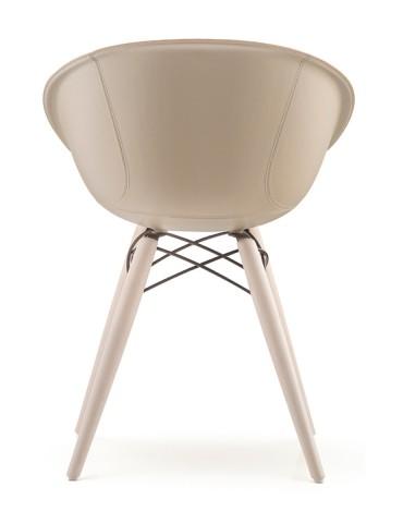 Pedrali Gliss Wood 904 Chair