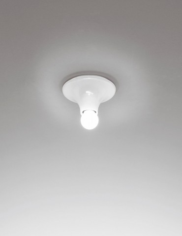 Ceiling lamp Artemide Teti