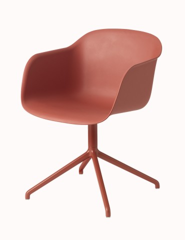 Muuto Fiber Swivel Base Chair