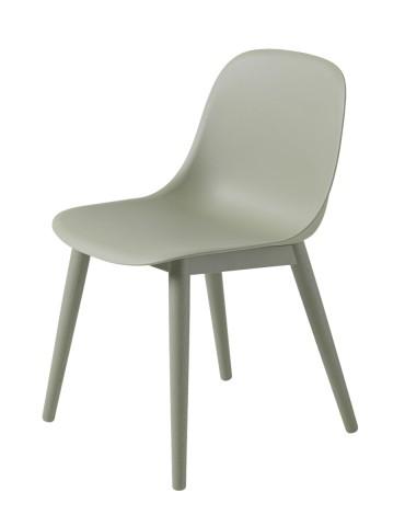Cadeira Muuto Fiber Side...