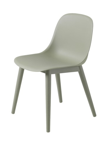 Muuto Fiber Side Wood Base...