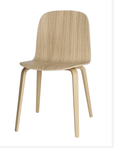 Muuto Visu Chair Wood Base