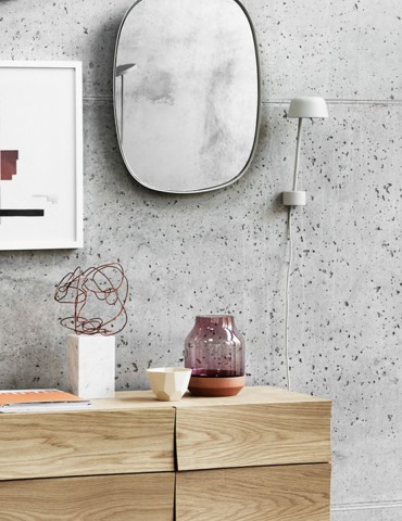 Muuto lean wall lamp muuto lean wall lamp