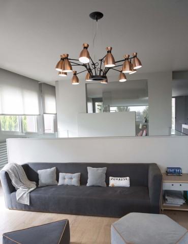 Faro Retro Pendant Lamp