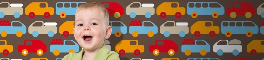 Papel de Parede Infantil para decorção de interiores