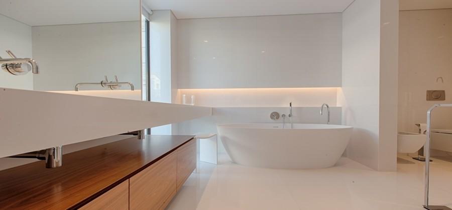 10 Boas ideias de Decoração para uma casa de banho moderna